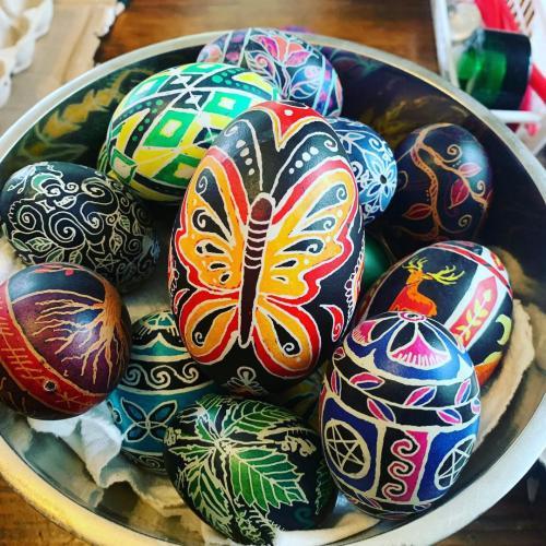 Pysanky - Ukranian Eggs
