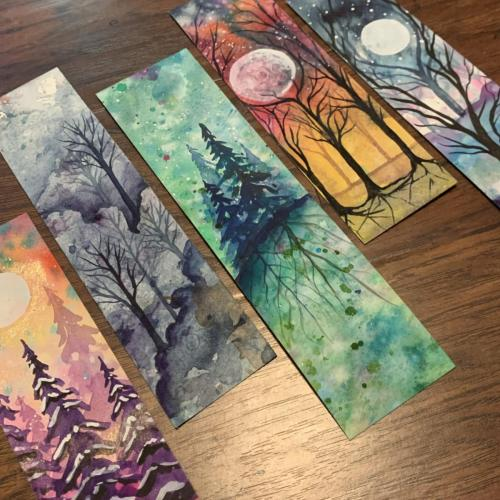 Bookmark set two