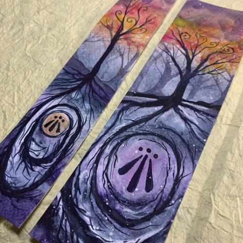 Druid bookmarks