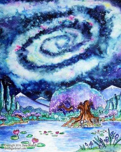 Suprina Nebula