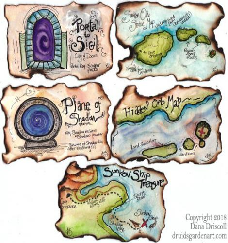 treasuremaps